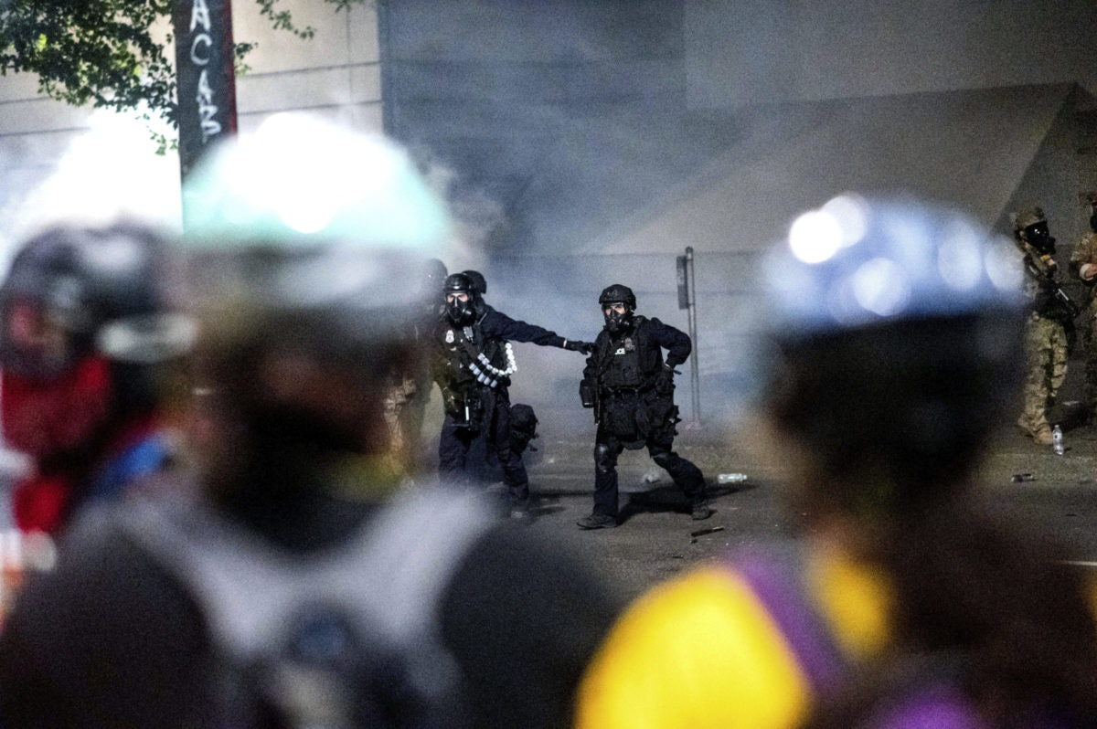 Trump Officially Orders Federal Troops to Milwaukee Over Non-Existent Riots