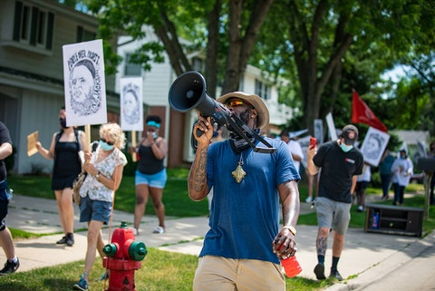 Mike Jackson's Cousin Is Picking Up the Fight for Workers' Rights