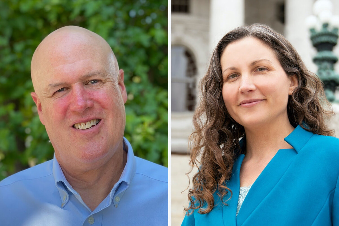 The UNN Candidate Interview: Dewey Bredeson and Heather Driscoll of Assembly District 76