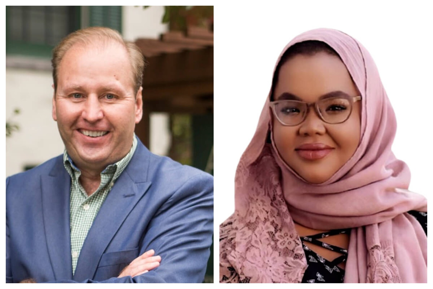 The UNN Candidate Interview: Nada Elmikashfi and John Imes of Senate District 26