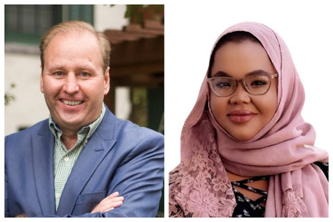 The UNN Candidate Interview: Nada Elmikashfi and John Imes of Senate District 26