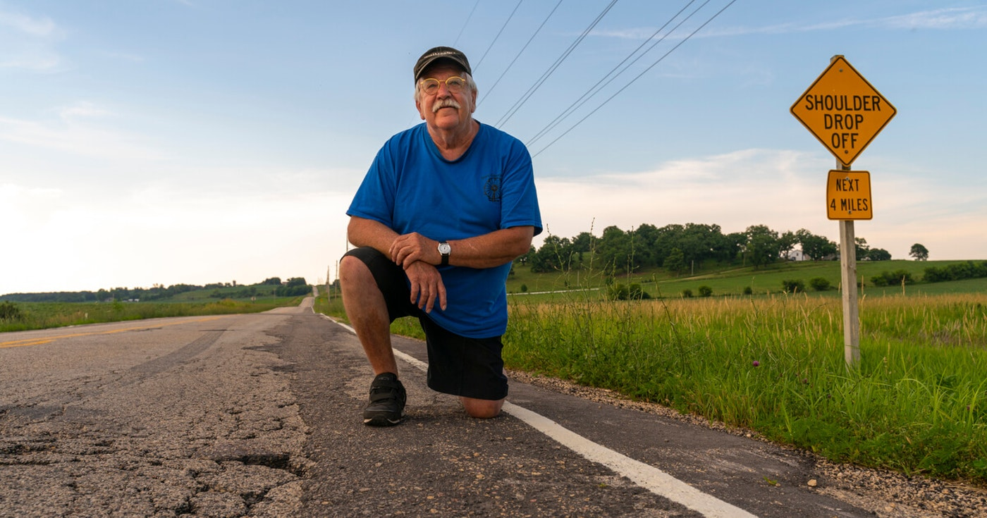 How Bad Are Roads In WI? It Took 10 Years Just To Get This One Fixed.