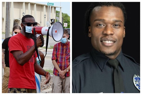 Rep Bowen Says Suspended Cop Is Lying About Protesters Trying to 'Kill' Him