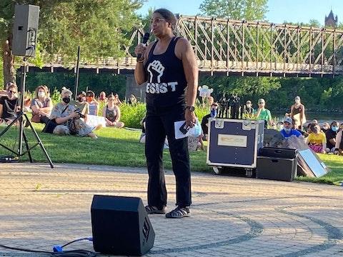 'This Is Wisconsin?': Community in Disbelief Over Kenosha shooting