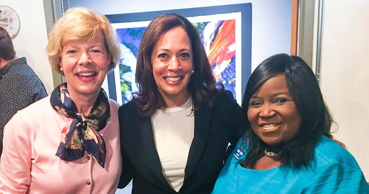 Biden Picks Kamala Harris as VP. Here's What Wisconsin Women Had to Say About It.