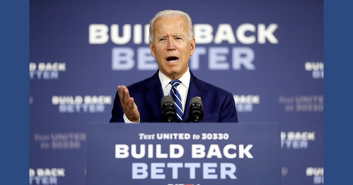 Biden No Longer Attending Democratic Convention in Milwaukee Due to COVID-19