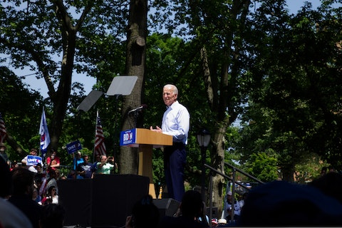 Former Vice President Joe Biden has upgraded his plans to fight climate change in Wisconsin and elsewhere.