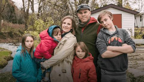 Melissa Gavin family