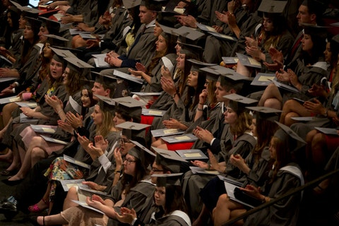 Wisconsinites have roughly $24 billion in student loan debt. (Photo by Richard Baker / In Pictures via Getty Images)