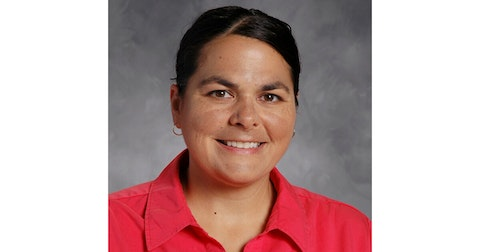 Heidi Hussli recently died from COVID-19. She was 47 and a teacher at Bay Port High School in Brown County. (Photo provided by Howard-Suamico School District)