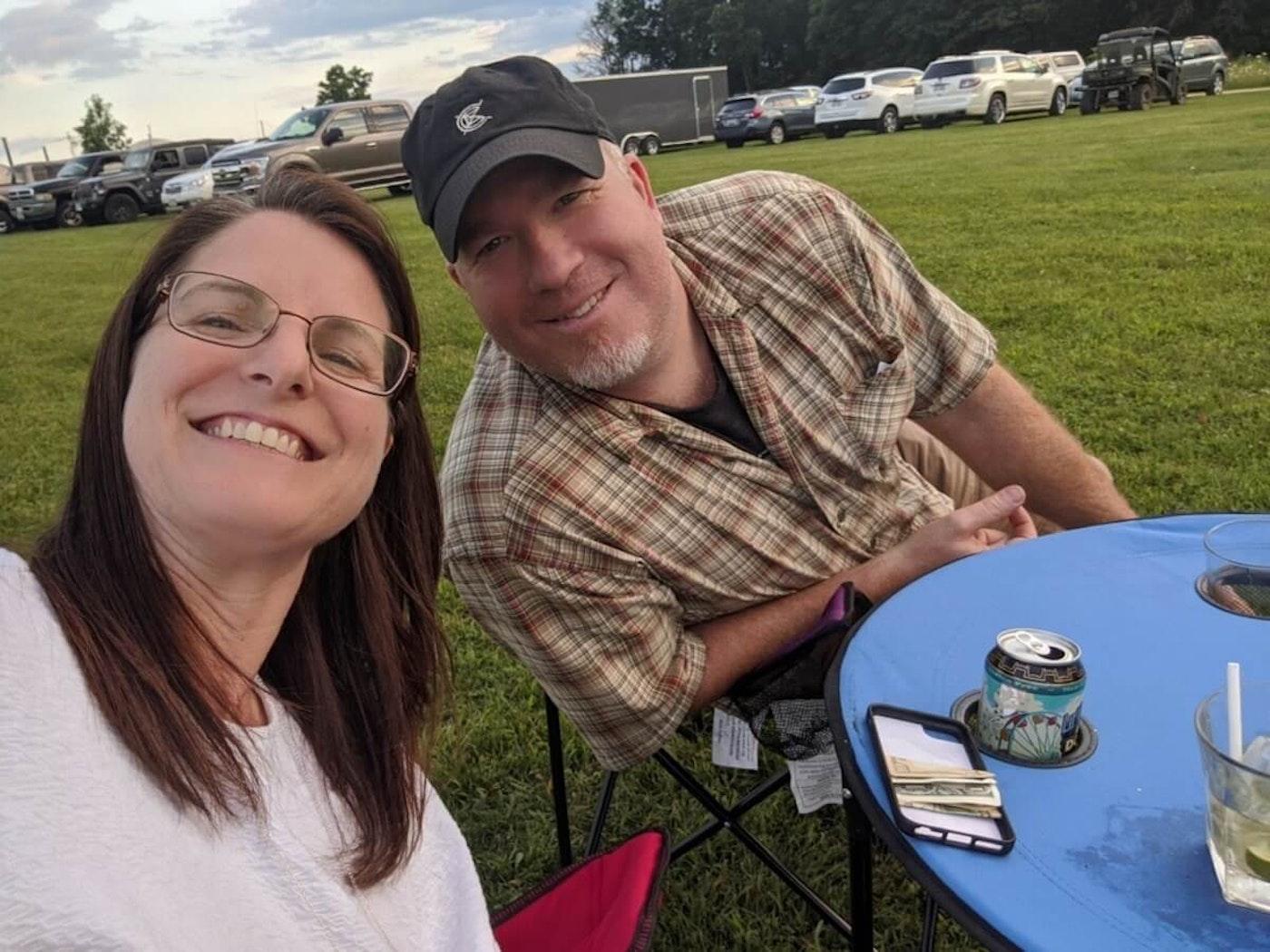 Kristi and Jeff Mecikalski