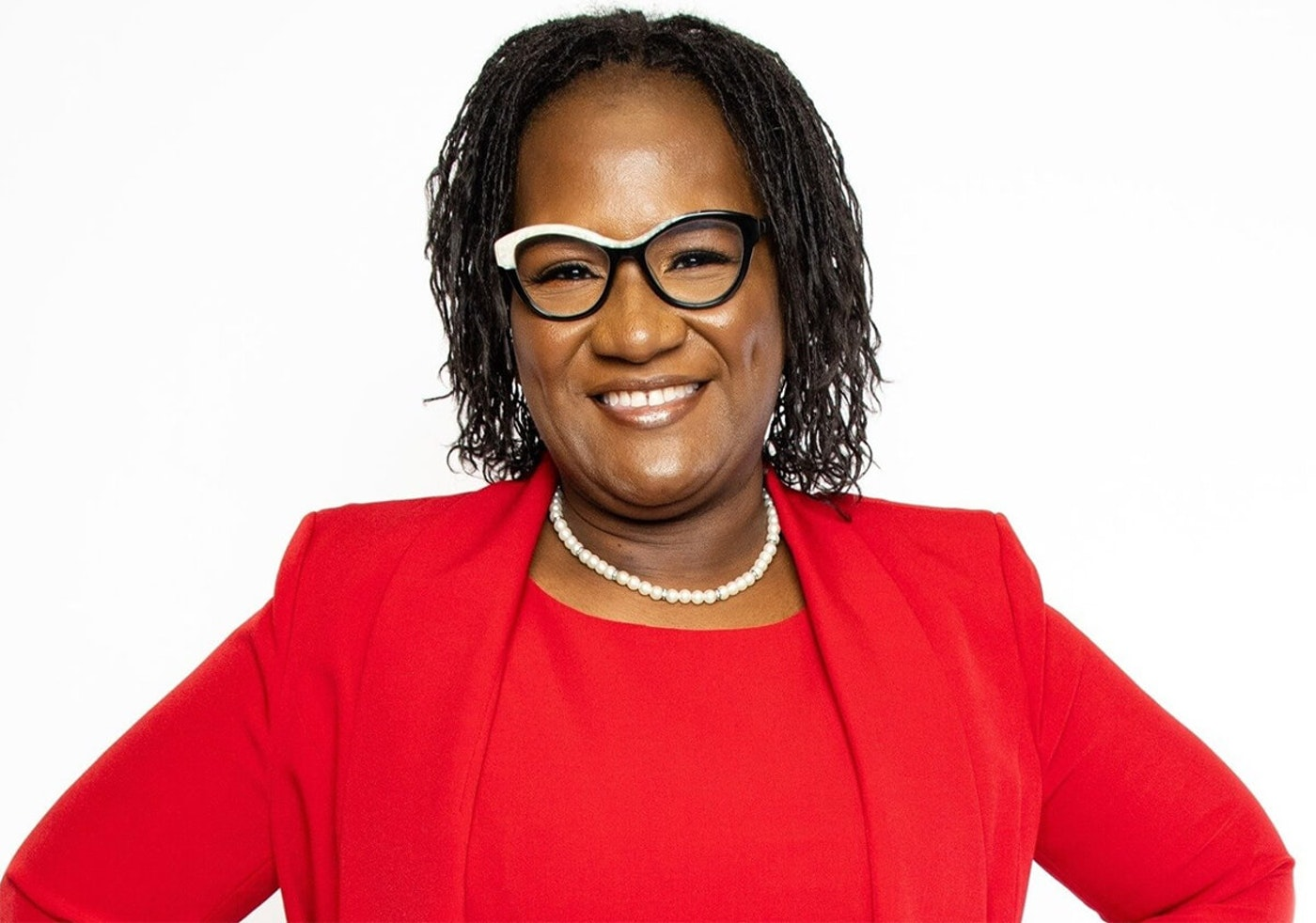 Dr. Shandowlyon Hendricks-Williams, director of Gov. Tony Evers' Milwaukee office, is a candidate for state superintendent. (Image via Dr. Hendricks for Education)