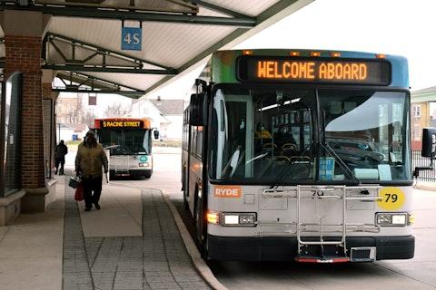 Racine buses