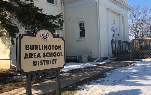 Burlington Area School District offices