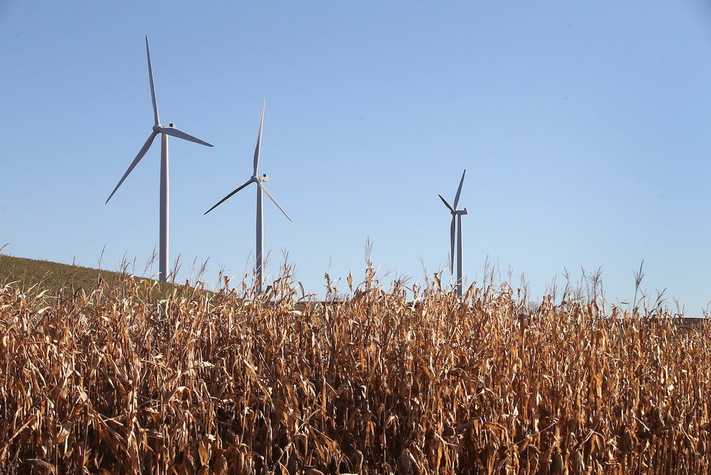wind turbines in middleton wisconsin