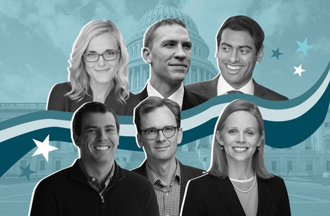 Democratic Senate candidates