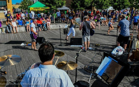 Rock the Dock is scheduled for Aug. 21 in Green Bay. (Photo courtesy of Rock the Dock)
