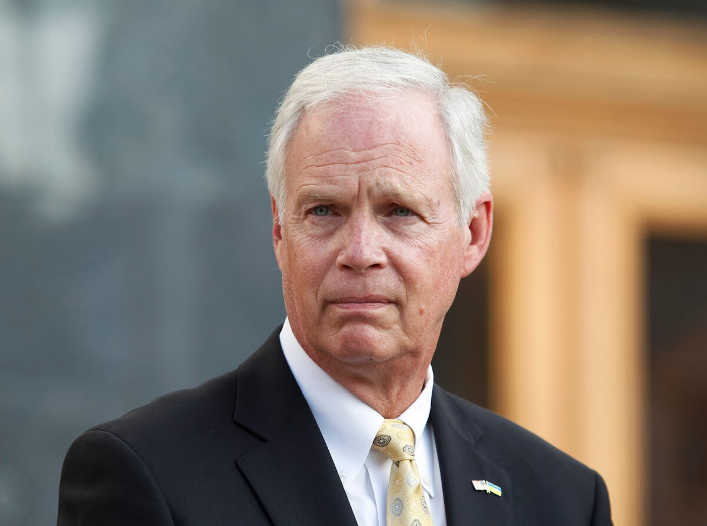 Sen. Ron Johnson, image via Shutterstock