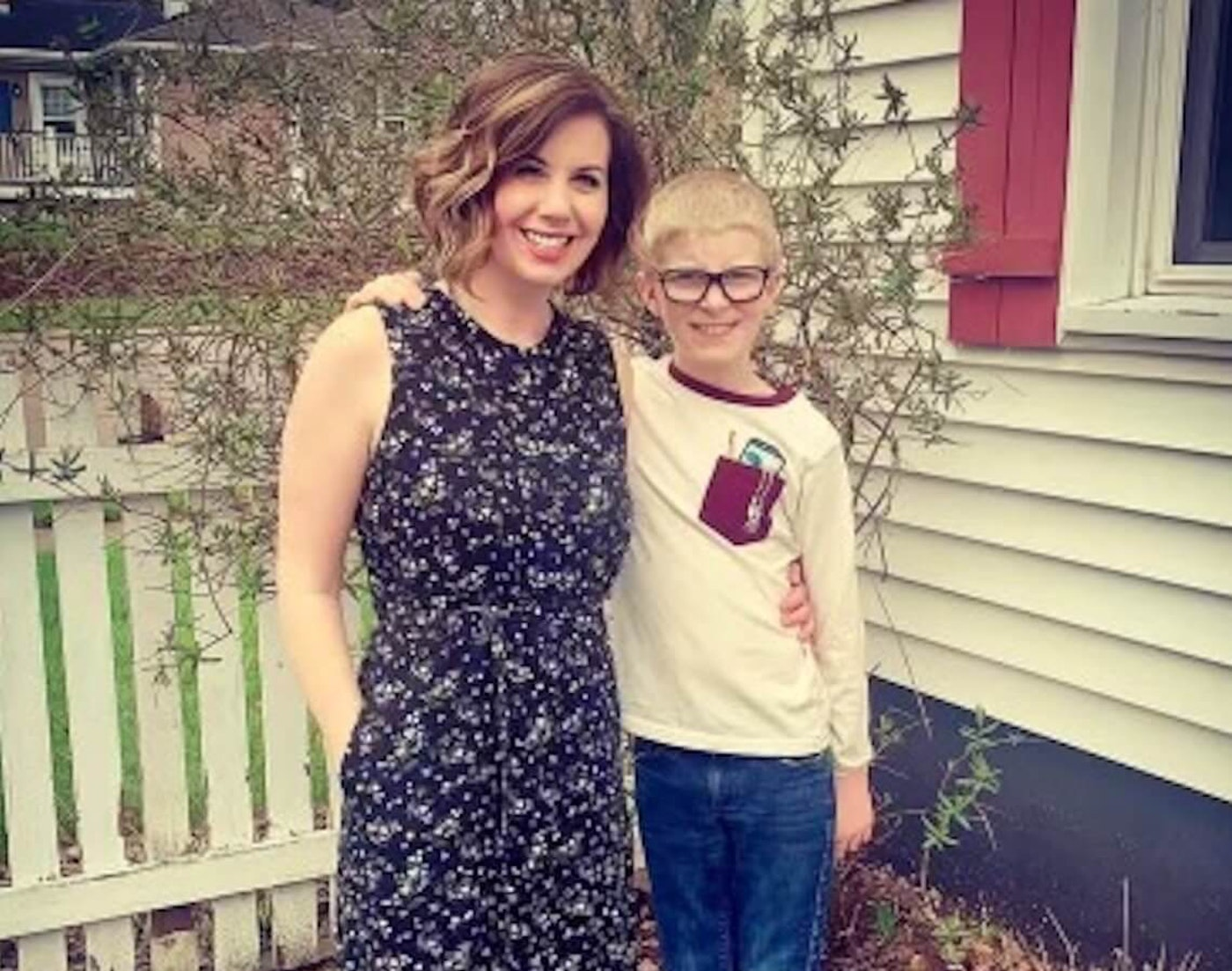 Danielle Ralston said she is constantly nervous that her 10-year-old son Graham will contract COVID-19 and experience extreme symptoms because he has a rare stomach illness that makes him more susceptible to the virus. (Photo courtesy of Danielle Ralston)