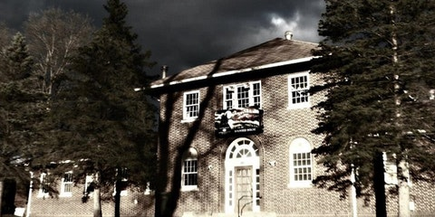 The House of Shadows in Sparta is set in an old orphanage built in the 1930s to house abandoned and neglected children. (Photo via TravelWisconsin)