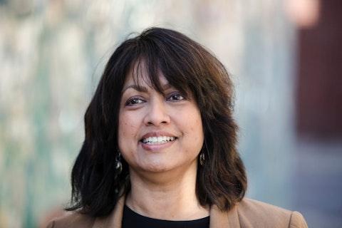 Nina Ahmad, the Democratic candidate for Pennsylvania Auditor General (AP Photo/Matt Rourke)