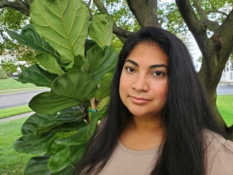 Gema María Duarte, a native of Nicaragua, currently lives in the Philadelphia suburbs. (Courtesy of Gema María Duarte)