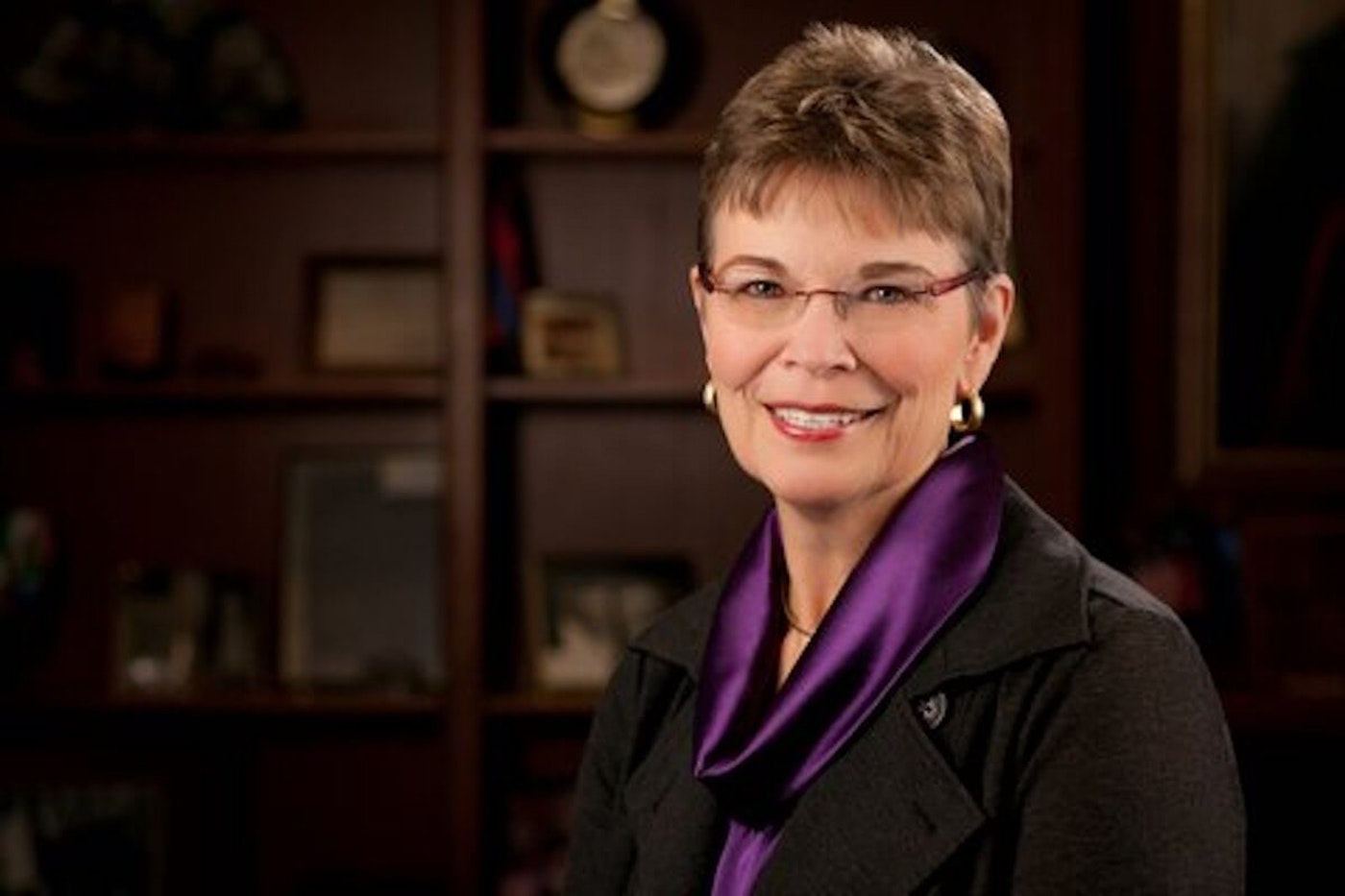Nancy Sharts-Hopko, Ph.D., RN, FAAN, is a professor in the Fitzpatrick College of Nursing at Villanova University, Villanova, Pennsylvania. (Courtesy of Villanova University)