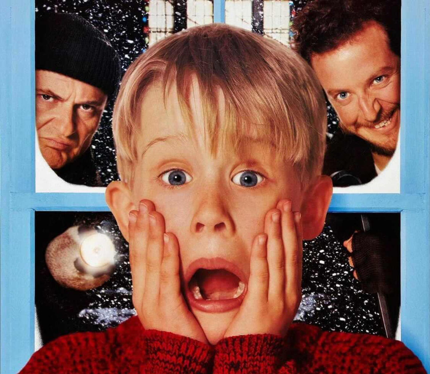 """Macaulay Culkin in """"Home Alone."""" Watch this Christmas classic at Phantom Power in Millersville, Lancaster County, on Sunday. (Courtesy of 20th Century Fox)"""