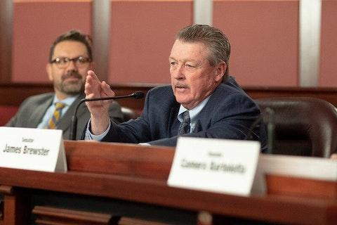 State Sen. Jim Brewster. (Courtesy of Pennsylvania House Democrats)