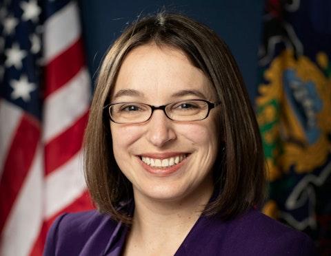 State Sen. Lindsey Williams