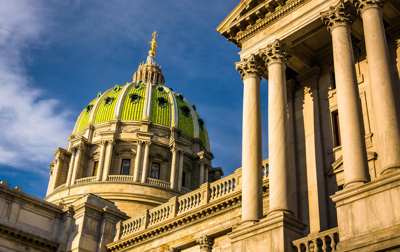 Republicans in the state Legislature are pushing bills that would roll back abortion rights and expand gun rights. (Jon Bilous/Shutterstock)