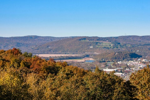 Sayre and Athens, in Bradford County. (Shutterstock Photo/JC Ryan)