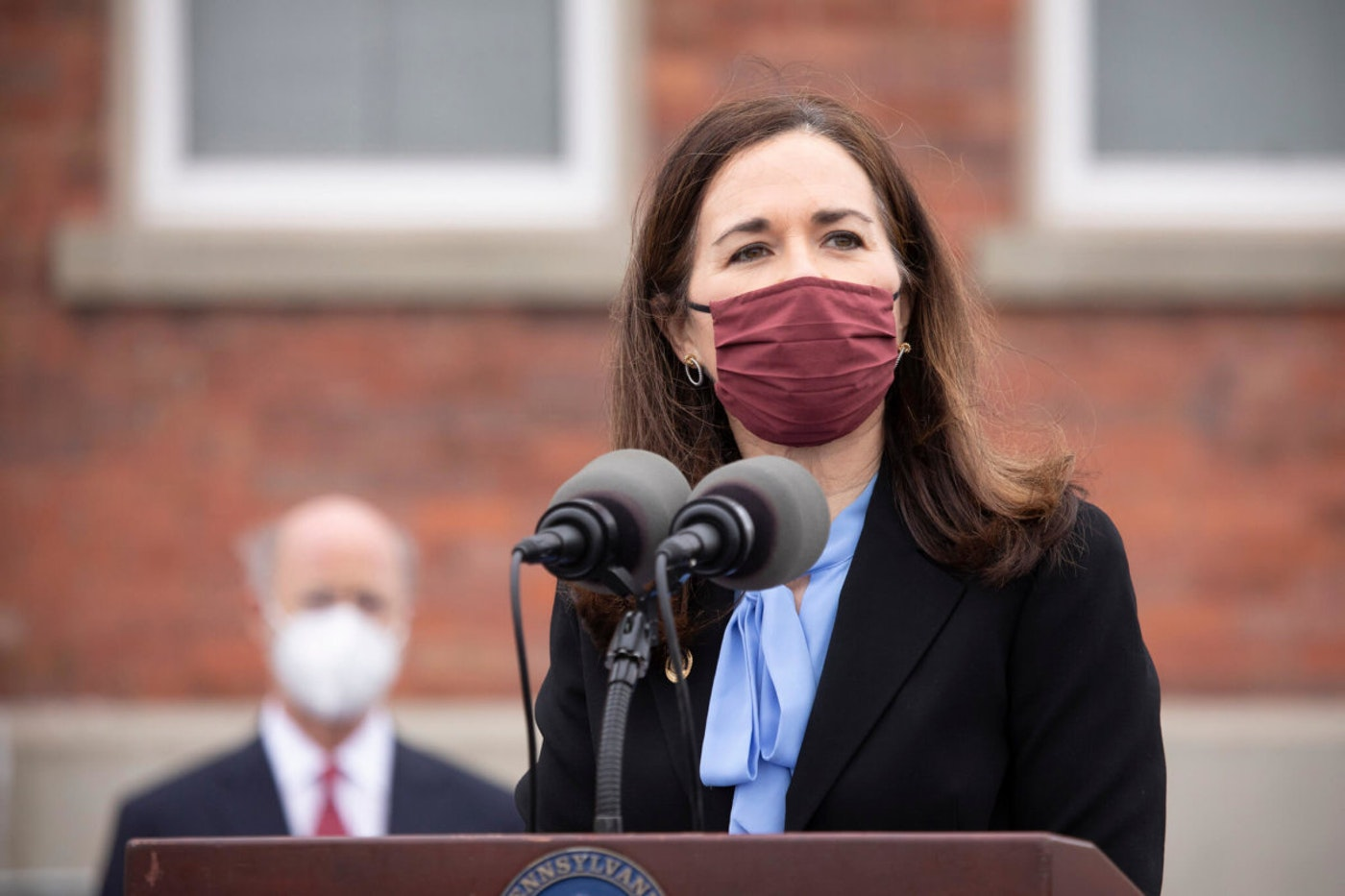 State Rep. Bridget Kosierowski doesn't want to see Republicans waste a rare funding boom from the federal government (Flickr/Governor Tom Wolf)