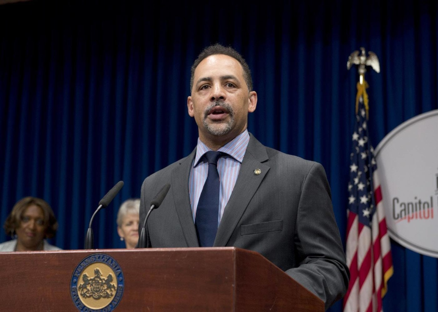 State Rep. Chris Rabb (Courtesy of Pennsylvania House of Representatives)