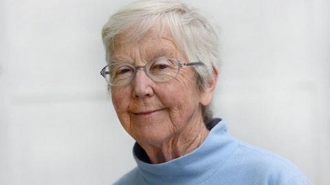 FILE: Sister Megan Rice (Photo by Linda Davidson / The Washington Post via Getty Images)