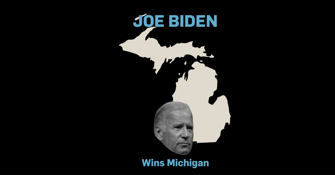 Former Vice President Joe Biden won the Michigan primary Tuesday over Bernie Sanders, making a clearer case to end up becoming the Democratic nominee.