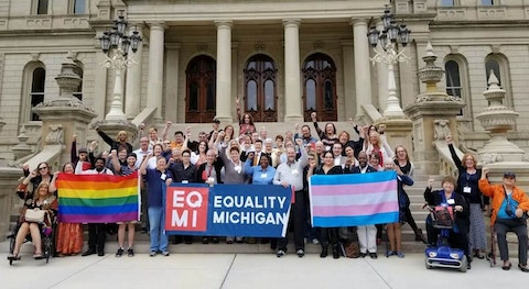 Photo courtesy Equality Michigan