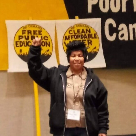 Photo courtesy Poor Peoples Campaign