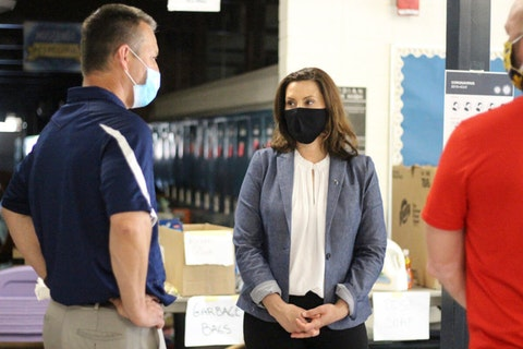 Gov. Gretchen Whitmer hopes to minimize the spread of COVID-19 with a Michigan order for farmers and migrant workers to get tested for COVID-19 amidst an outbreak.