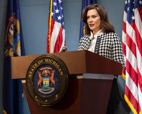 Whitmer's power in crises might be cut.