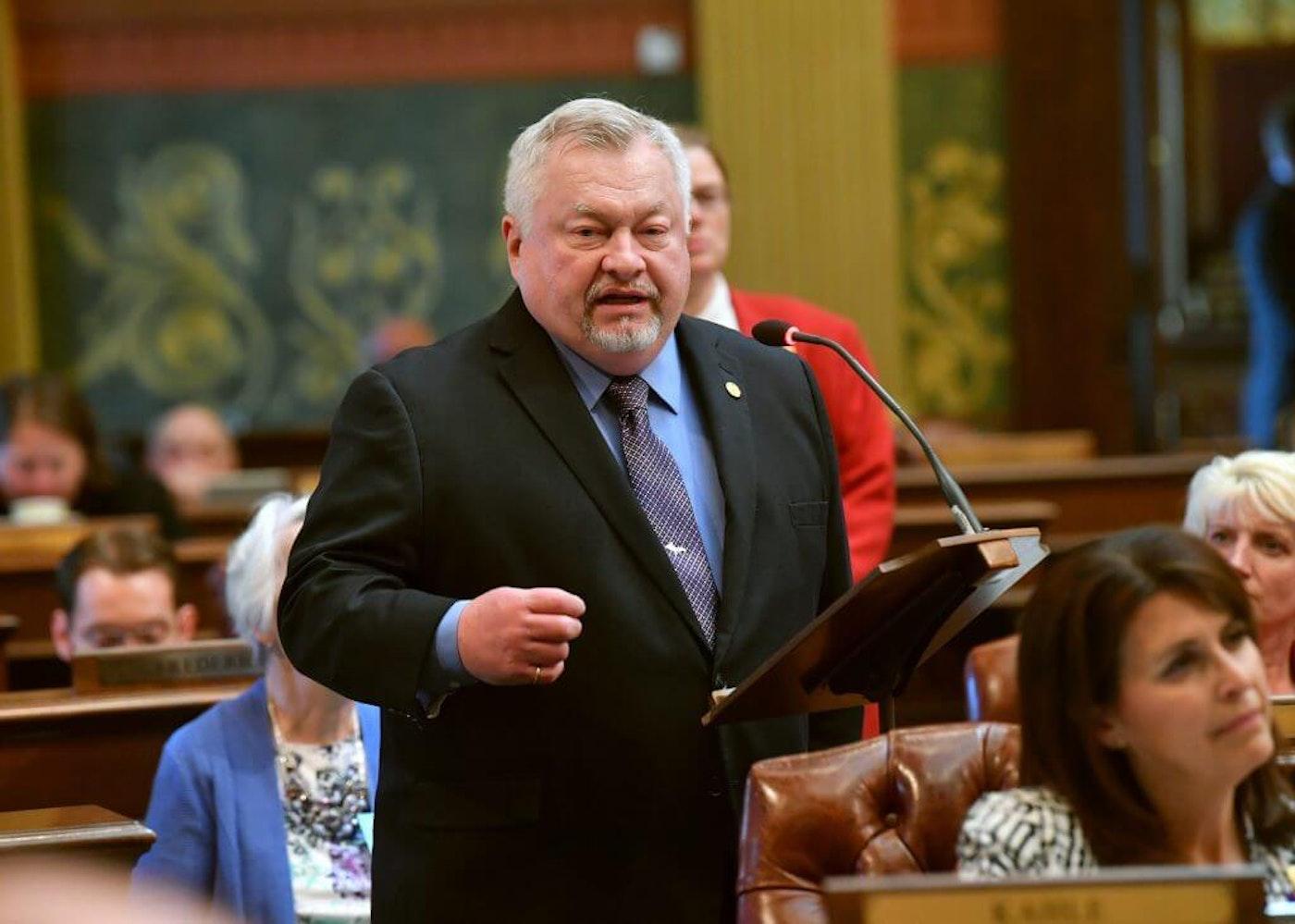 Photo via State Rep. Greg Markkanen