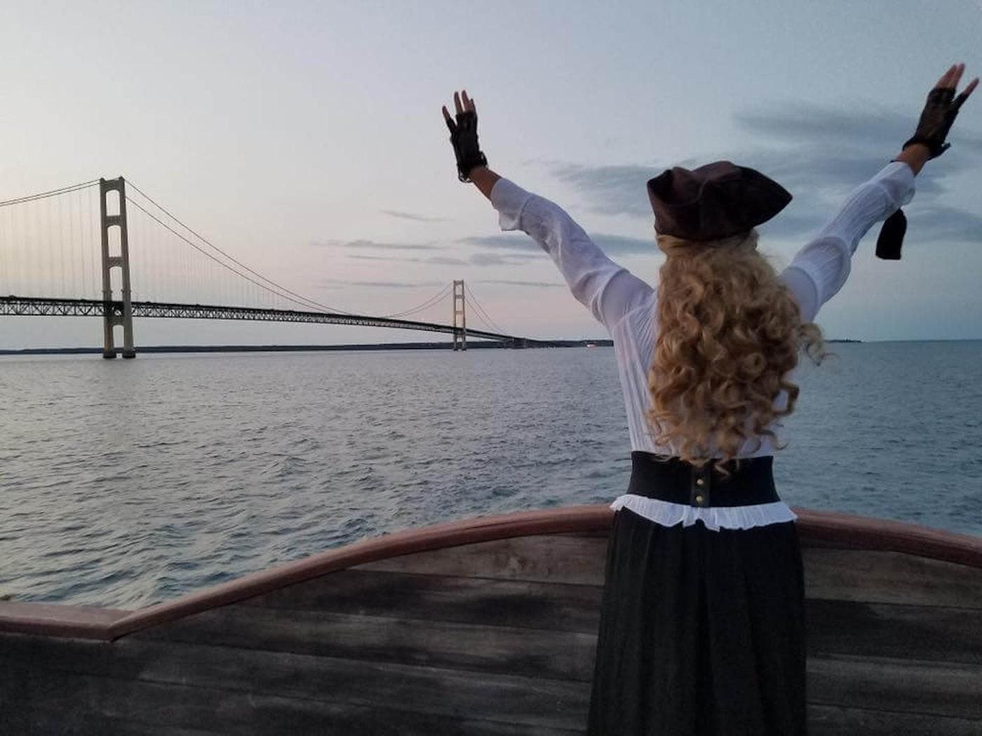 Photo courtesy of Star Line Mackinac Island Hydro-Jet® Ferry