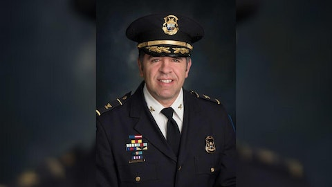 Shelby Township Police Chief Robert J. Shelide (Photo via Shelby Township)