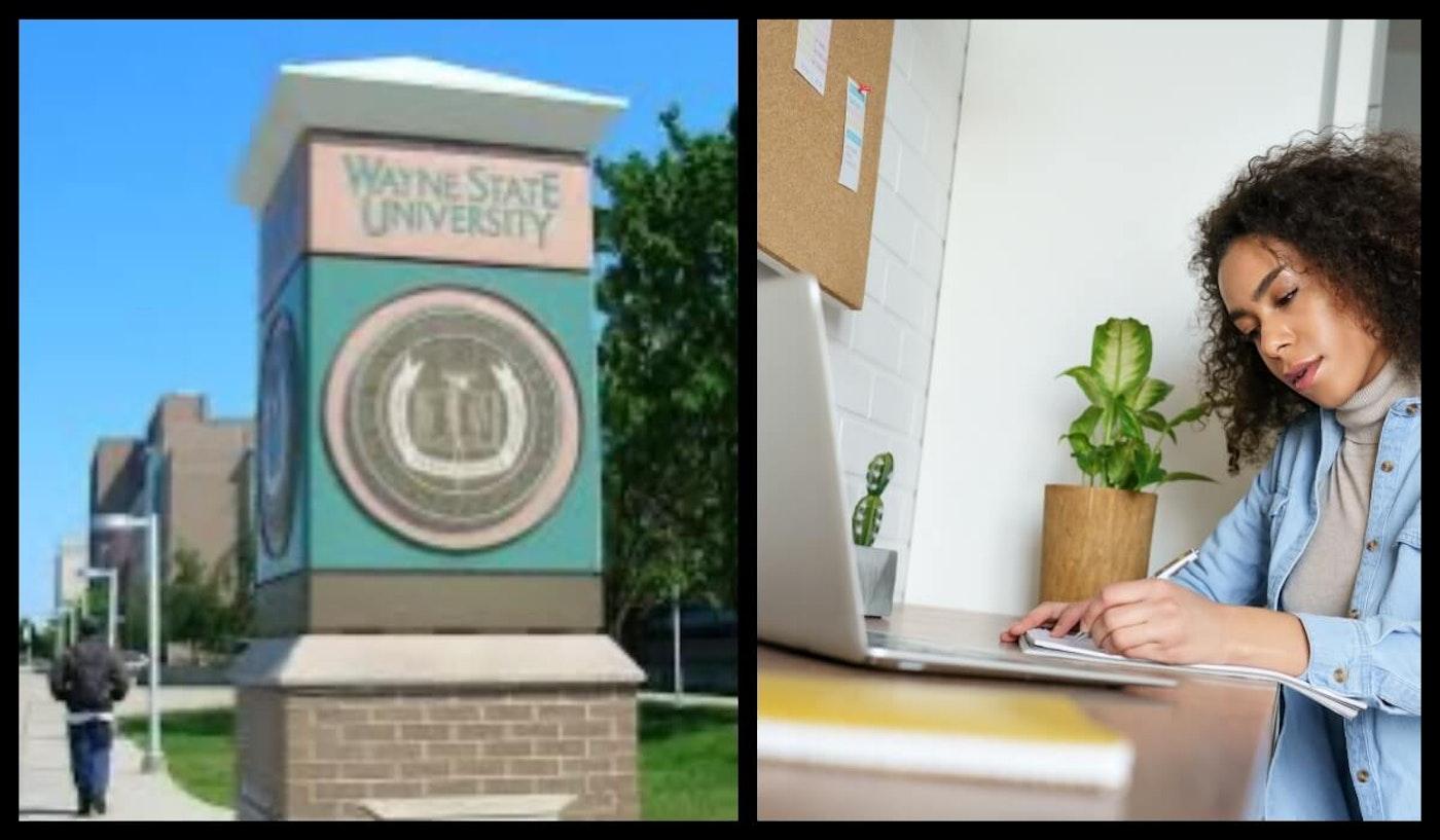 Photos via Wayne State and Shutterstock