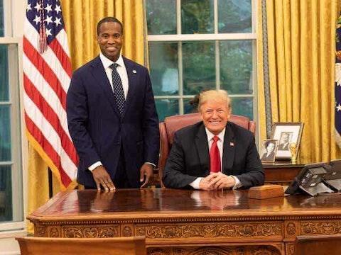 Photo via the White House