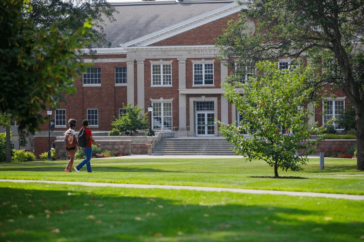 Photo courtesy Albion College