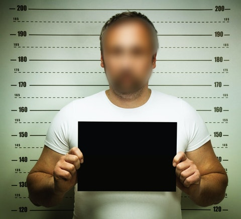 A Michigan publisher will remove mug shots from all of its newspapers, as the images and stories of crime can follow even the innocent throughout their lives. (Photo via Shutterstock)
