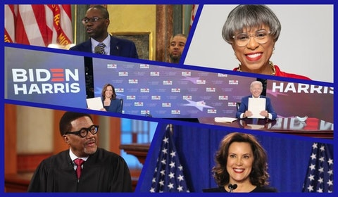 Michigan leaders are hosting watch parties and speaking at the 2020 Democratic National Convention.