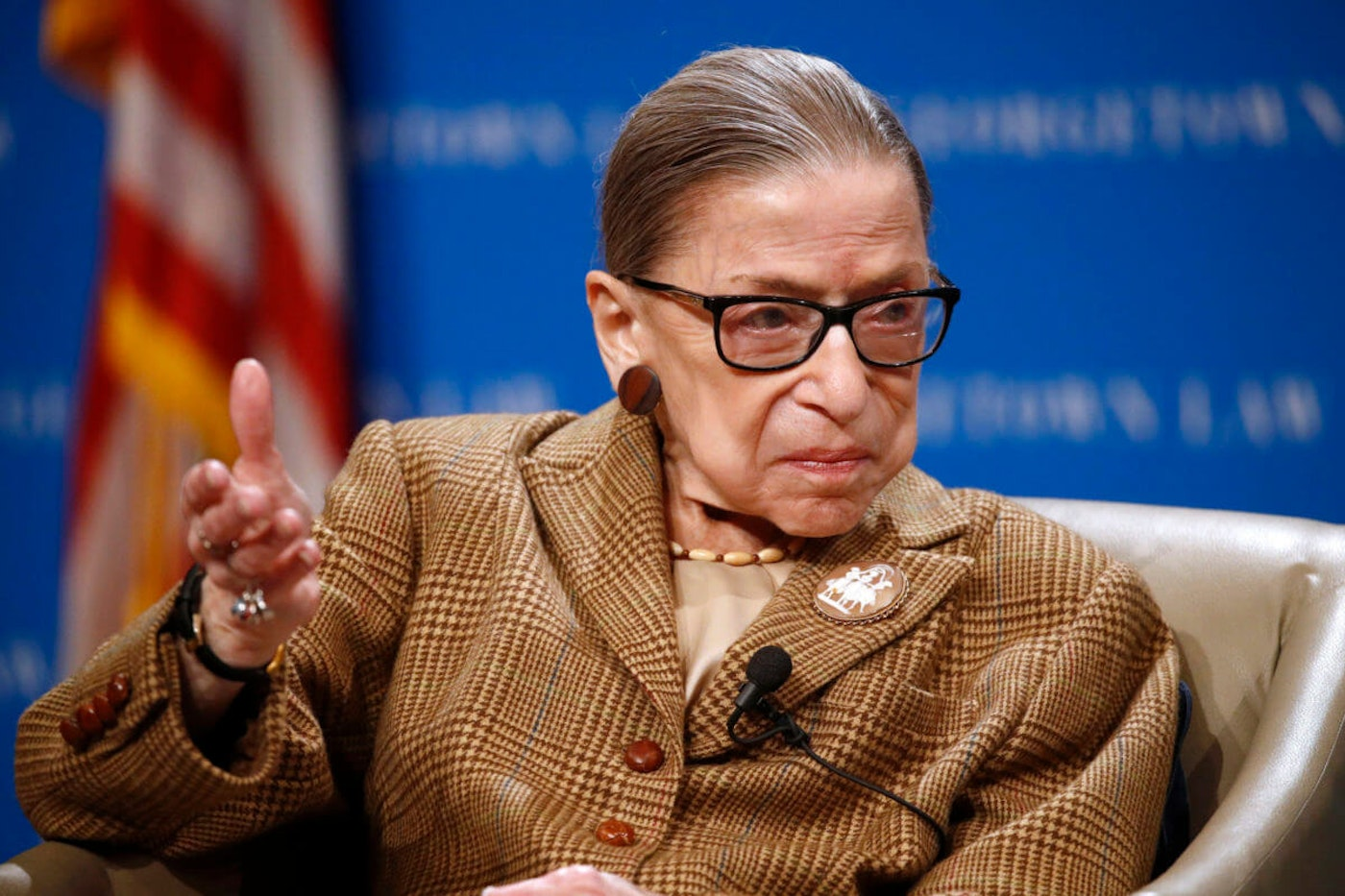 Supreme Court Justice Ruth Bader Ginsburg passed away on Sept. 18, 2020.