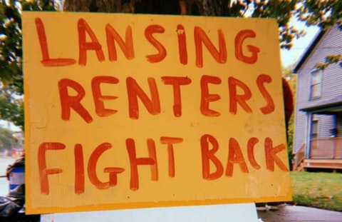 Housing activists across Michigan are celebrating the CDC's decision to ban evictions through the end of the year.